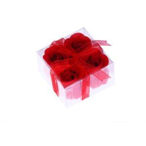 Festivat-4 flores jabon-flores de jabon de colores-flores jabon de regalo
