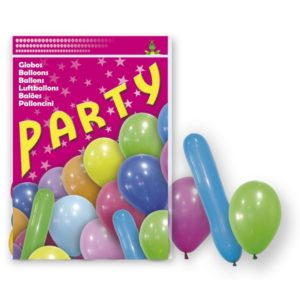 Festivat-80 globos party mix-globos para fiesta-globos cumpleaños