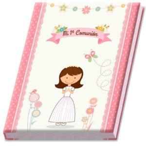 Festivat-album comunion niña-regalo niña comunion-niña comunion