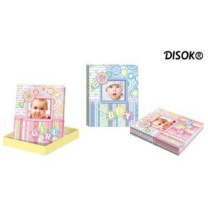 Festivat-album fotos diver rosa-regalo album bautizo-bebe bautizo