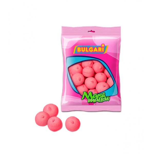 Festivat-bolsa 100 nuves candy rosa-nuves para candy bar