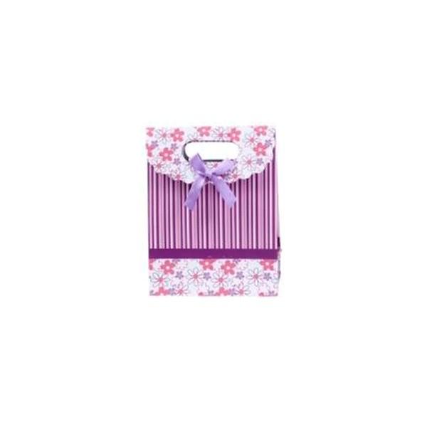 Festivat-bolsa regalo pañuelo flores-bolsa para pañuelos bodas