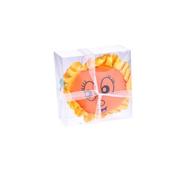 bolsa plegable girasol-bolsa forma girasol-bolsa regalo boda