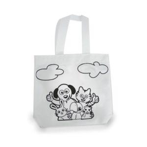 Festivat-bolsas para colorear-bolsas para regalar-bolsas para regalo