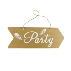 Festivat-cartel flecha party-cartel flecha fiesta boda-flechas para boda