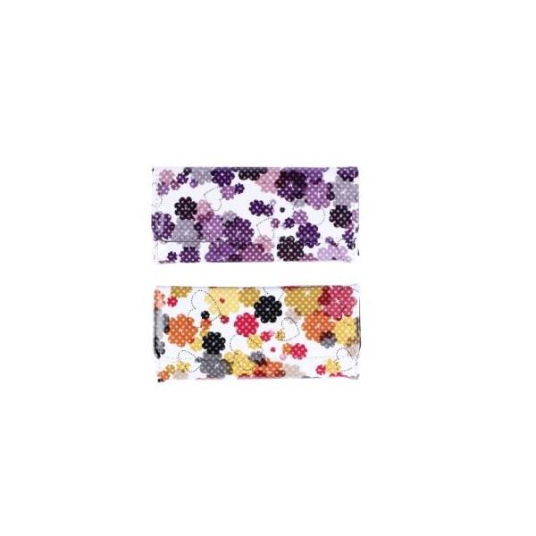 Festivat-cartera flores-monedero flores-cartera monedero flores