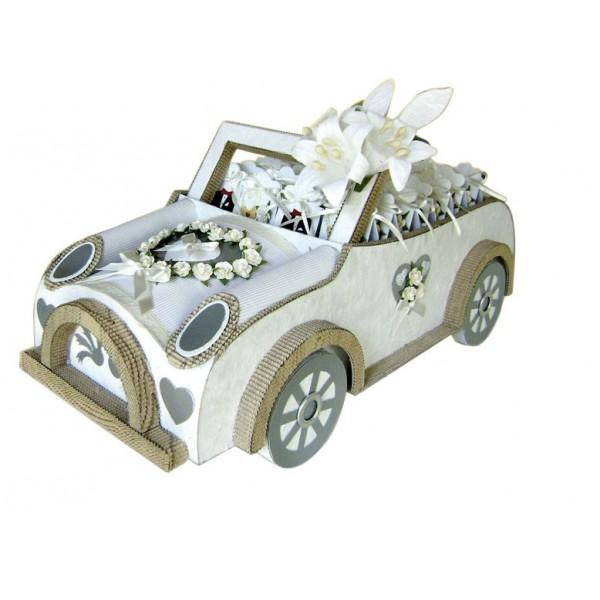Festivat-expositor coche boda-expositor elegante boda-expositores boda