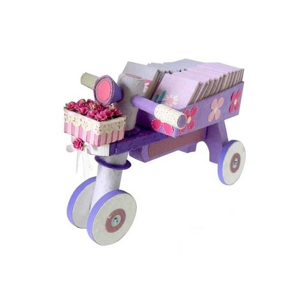 Festivat expositor triciclo regalos beb originales ideas para un bautizo - Que regalar en un bautizo al bebe ...