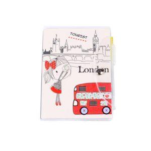 Festivat-libreta city-libreta london-regalo de libreta-regalos para bodas.
