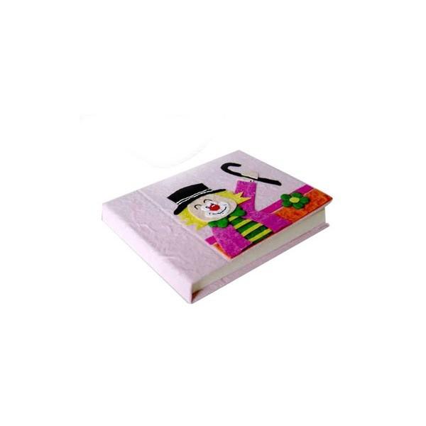 Festivat-set 12 libretas payaso-libretas para comuniones-regalos niños comuniones-regalo para niña comunion-que regalo en una comunion