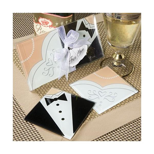 Festivat-posavasos boda-posavasos novios-posavasospara boda