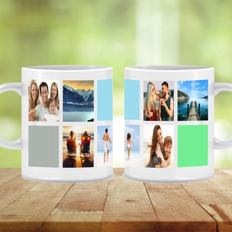 Tazas collage
